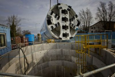Star turn for Northern Ireland Water's Holywood Project